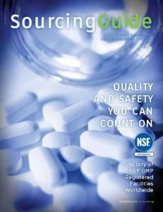 SourcingGuide for Dietary Supplement Suppliers and Manufacturers
