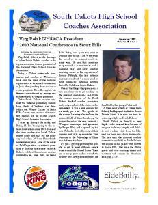 South Dakota High School Coaches Association