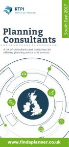 South East Planning Consultants. A list of consultants and consultancies offering planning advice and services