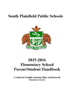South Plainfield Public Schools