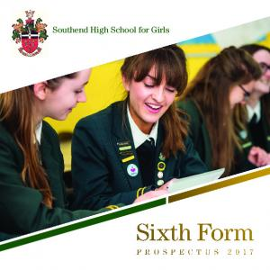 Southend High School for Girls. Sixth Form