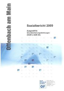 Sozialbericht Stadt Offenbach am Main 2009 Seite 2