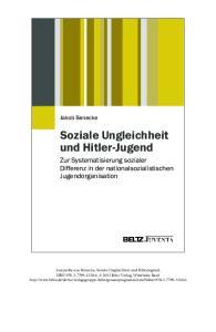 Soziale Ungleichheit und Hitler-Jugend