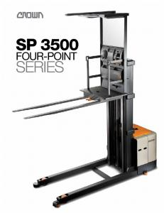 SP 3500 FOUR-POINT SERIES