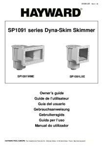 SP1091 series Dyna-Skim Skimmer
