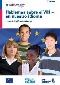 Spanish Hablemos sobre el VIH en nuestro idioma