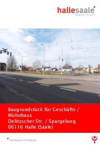 Spargelweg Halle (Saale)