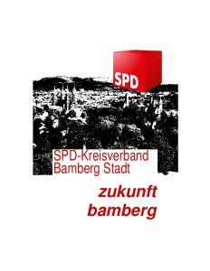 SPD-Kreisverband Bamberg Stadt. zukunft bamberg