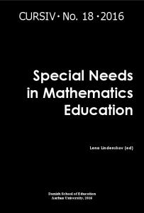 Special Needs in Mathematics Education