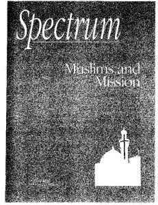 Spectrum Editorial Board Consulting Editors