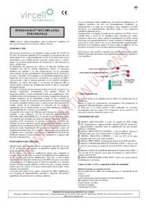 SPEED-OLIGO MYCOPLASMA PNEUMONIAE