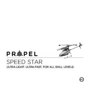 SPEED STAR. Ultra-light. Ultra-fast. For all skill levels