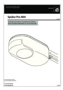 Spider Pro