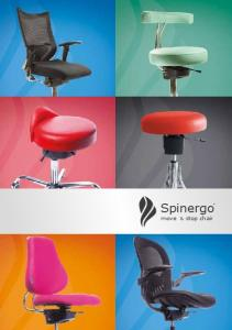 Spinergo move & stop chair