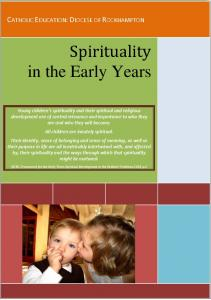 Spirituality in the Early Years