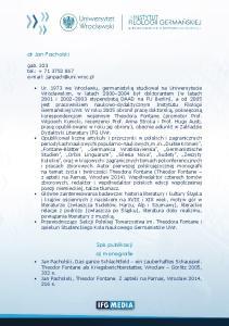 Spis publikacji a) monografie