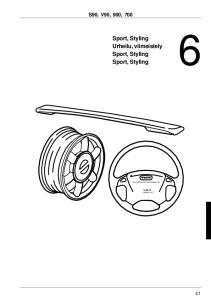 Sport, Styling Urheilu, viimeistely Sport, Styling Sport, Styling
