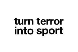 sport turn terror into