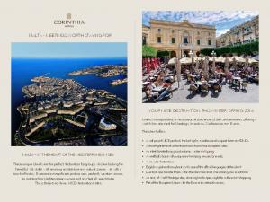 SPRING 2016 MALTA AT THE HEART OF THE MEDITERRANEAN SEA