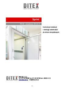 Sprint. IP2185 aktualizacja