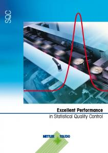 SQC. Excellent Performance in Statistical Quality Control