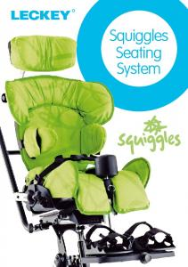 Squiggles Seating System