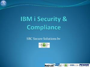 SRC Secure Solutions bv