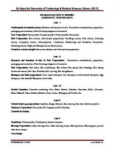 Sri Satya Sai University of Technology & Medical Sciences, Sehore (M.P.)