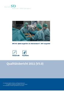 SRO AG Spital Langenthal St. Urbanstrasse Langenthal