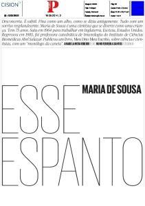 SSE SPANTO MARIA DE SOUSA