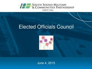 SSMCP.ORG. Elected Officials Council
