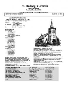 St. Hedwig s Church One Depan Avenue Floral Park New York 11001