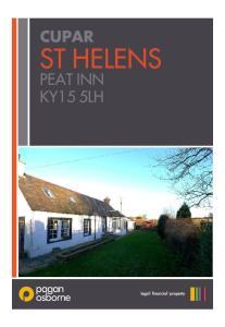 ST HELENS PEAT INN KY15 5LH