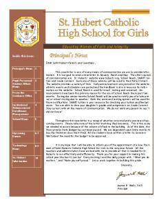 St. Hubert Catholic High School for Girls
