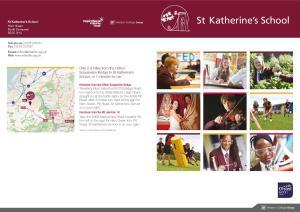 St Katherine s School