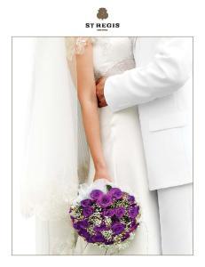 st. regis wedding Welcome to Indelible Experiences