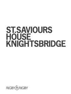 St Saviours House, Knightsbridge