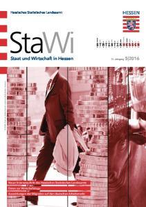 Staat und Wirtschaft in Hessen 71. Jahrgang