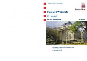 Staat und Wirtschaft in Hessen