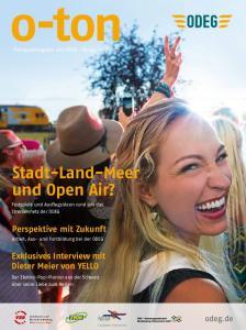 Stadt-Land-Meer und Open Air?