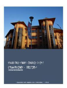 Staffordshire University. Erfahrungsbericht Auslandssemester