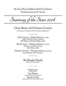 Stairway of the Stars 2014