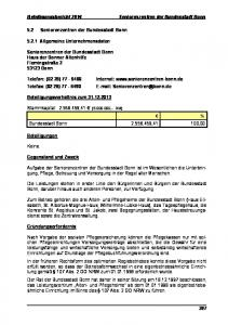 Stammkapital: ,41 ( ,-- DM) % Bundesstadt Bonn ,41 100,00