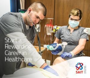 Start a Rewarding Career in Healthcare