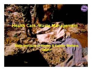 State Institute of Health & Family Welfare,