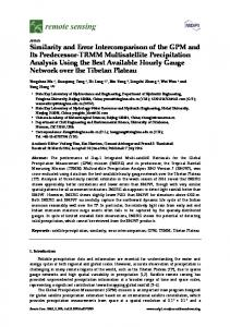 State Key Laboratory of Hydrology-Water Resources and Hydraulic Engineering, Hohai University, Nanjing , China;