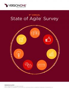 State of Agile. Survey 9 TH ANNUAL