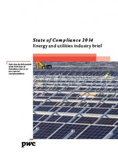 State of Compliance 2014