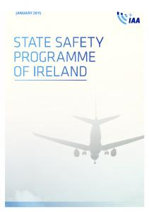 State Safety Programme Of Ireland