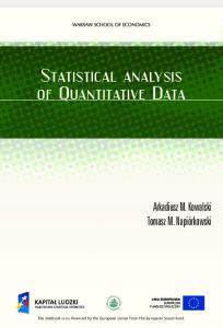 Statistical analysis of Quantitative Data